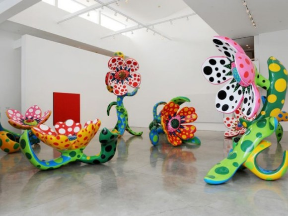 Look Now, See Forever by Yayoi Kusama 19 - art exhibition