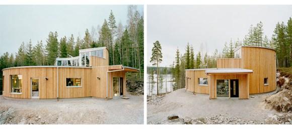 A 88 580x257 Villa Nyberg บ้านที่เป็นมิตรกับสิ่งแวดล้อม นำความร้อนมาใช้ใหม่