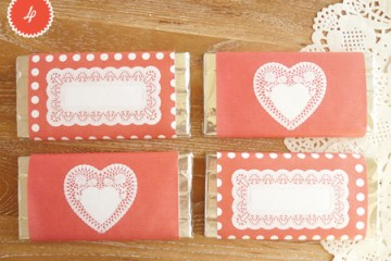 DIY.Chocolate bar wrapper 12 - chocolate bar
