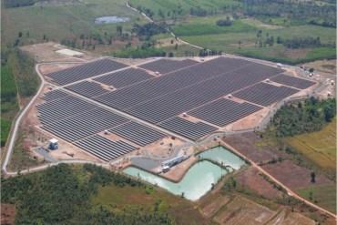 โรงไฟฟ้าพลังงานแสงอาทิตย์ใหญ่ที่สุดในประเทศไทย 23 - Solar cell