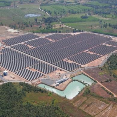 โรงไฟฟ้าพลังงานแสงอาทิตย์ใหญ่ที่สุดในประเทศไทย 49 - 100 Share+