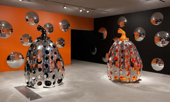 Look Now, See Forever by Yayoi Kusama 22 - art exhibition