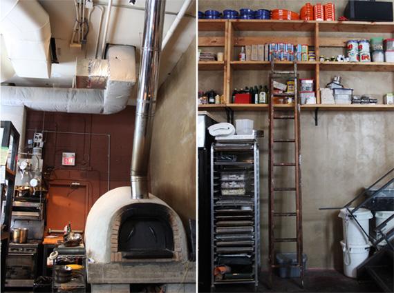 WoodlotKitchen WOODLOT ร้านอาหารที่มี การปรุงอาหารด้วยเตาไฟโบราณ บรรยากาศพื้นบ้าน