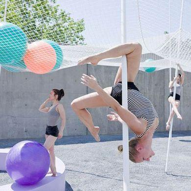 Pole Dance: Contemporary Art Centre in New York 15 - contemporary art