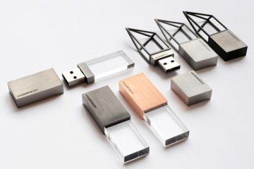"USB memory sticks ""Empty Memory"" 9 - Logical art"