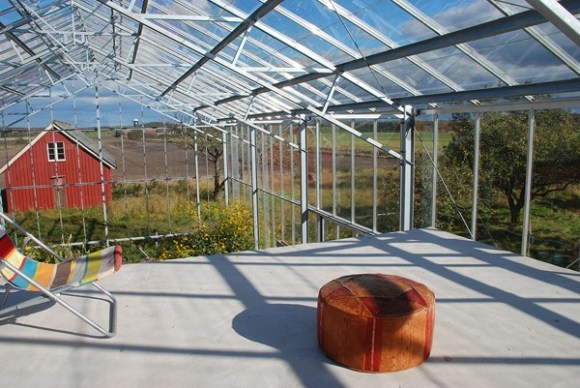 glass house 05 popup 580x388 Glass House @ Sweden by Unit Arkitektur