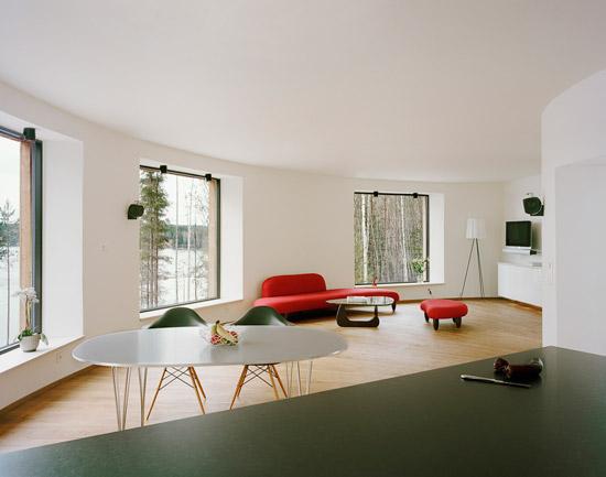 kk05 Villa Nyberg บ้านที่เป็นมิตรกับสิ่งแวดล้อม นำความร้อนมาใช้ใหม่