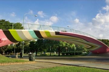 Beautiful Bridge ไปทอดสะพาน ณ สะพานสีสดใสกัน