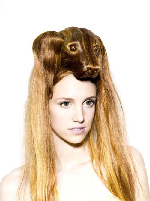 Animals Hair ทรงผมทรงหัวสัตว์แสนเก๋ 16 - animals