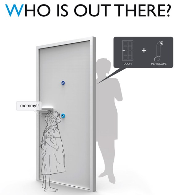 who is out there 580x632 ตาแมวสำหรับเด็ก