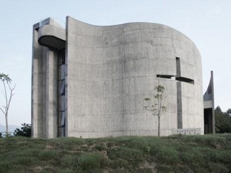 82812 466x350 Church of Seed โบสถ์บนเขา