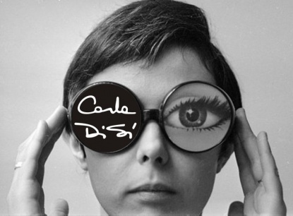 CarlaDisi1 ช่างประกอบแว่นสไตล์ชิคๆ Carla Di Si