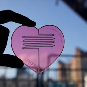 Heart part // Knife, fork and scoop ในชิ้นเดียว!! 24 - fork