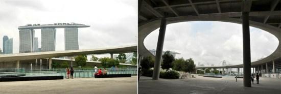 M 5 550x185 Marina Barrage เขื่อนมาริน่าอีกหนึ่งวิธีแก้ปัญหาน้ำท่วมในย่านธุรกิจ และบริเวณที่ราบต่ำกลางเมือง
