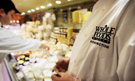 Whole Food Market เครือข่ายอาหารเพื่อสุขภาพ 17 - อาหาร