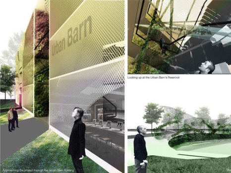 Urban Farm architectkidd 10 Retail design 466x350 URBAN FARM ความยั่งยืนเพื่อชีวิตที่ดีกว่าสำหรับมนุษย์ในอนาคต สวนเกษตร