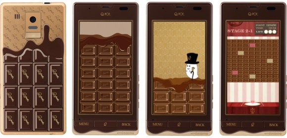 chocophone02 580x279 chocolate bar smartphone