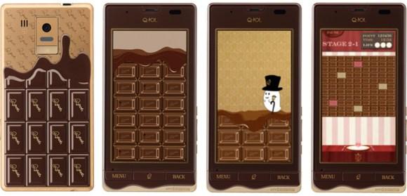 chocophone02 580x279 chocolate bar smartphone