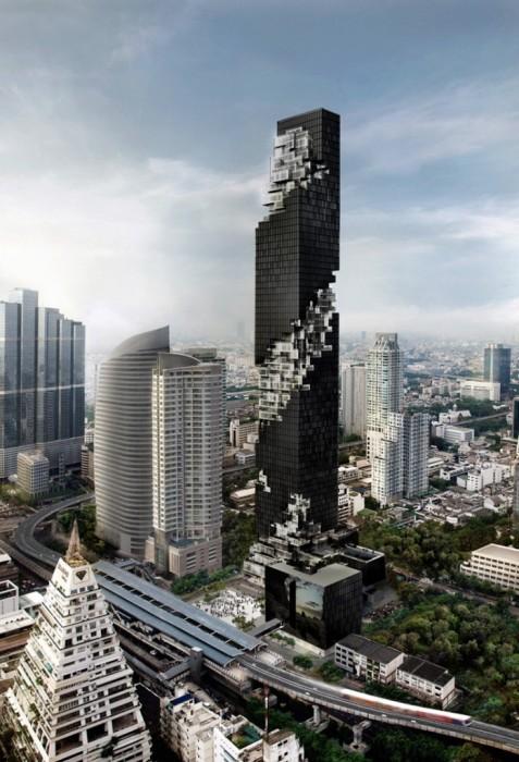 """The Ritz-Carlton Residences BKK """"มหานคร"""" ตึกระฟ้าแห่งใหม่ที่กำลังจะทำลายสถิติอาคารสูงที่สุดในประเทศไทย 13 - Apartment"""