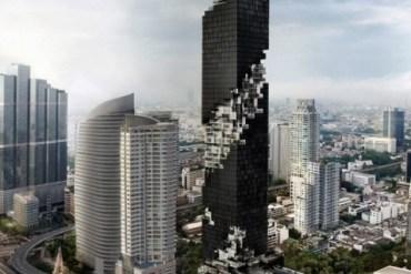 "The Ritz-Carlton Residences BKK ""มหานคร"" ตึกระฟ้าแห่งใหม่ที่กำลังจะทำลายสถิติอาคารสูงที่สุดในประเทศไทย 13 - Ole Scheeren"