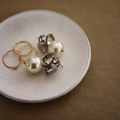 DIY.Jewelry dish 30 - ceramic