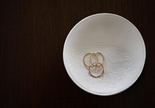 DIY.Jewelry dish 20 - ceramic