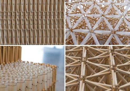 sofaxxxx03 496x350 XXXX Sofa โซฟารีไซเคิลจากขวดพลาสติกจำนวน 8,000 ชิ้น และวงแหวนอีก 2,000 วง