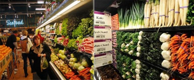 Whole Food Market เครือข่ายอาหารเพื่อสุขภาพ 16 - อาหาร