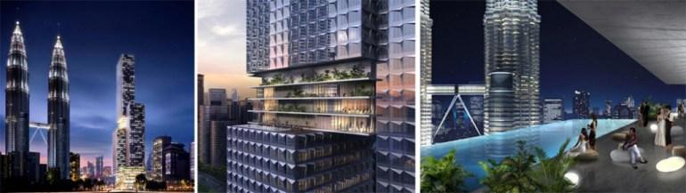 "Rising Green แนวทางใหม่สำหรับสถาปัตยกรรมในสไตล์ ""Tropical Architecture"" 15 - Apartment"