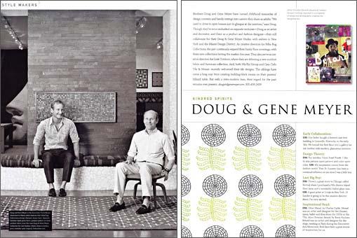 Link Outdoor เฟอร์นิเจอร์สีสันสดใสสำหรับ Summer นี้  4 - Doug and Gene Meyer