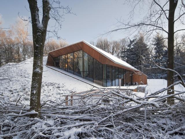 Dutch Mountain House 13 - wooden house