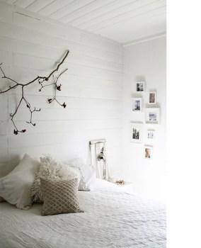 LISA MAD bedroom1 284x350 กิ่งไม้สวยๆ..ทำอะไรได้บ้าง