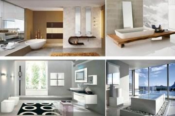 New Zealand Bathroom Design ไอเดียในการตกแต่งห้องน้ำแบบโมเดิร์น