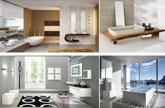 New Zealand Bathroom Design ไอเดียในการตกแต่งห้องน้ำแบบโมเดิร์น 17 - bathroom