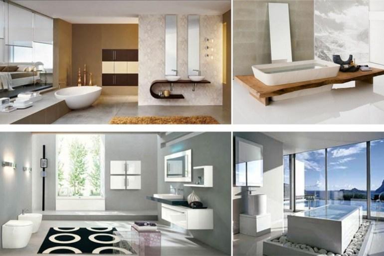New Zealand Bathroom Design ไอเดียในการตกแต่งห้องน้ำแบบโมเดิร์น 25 - LIVING