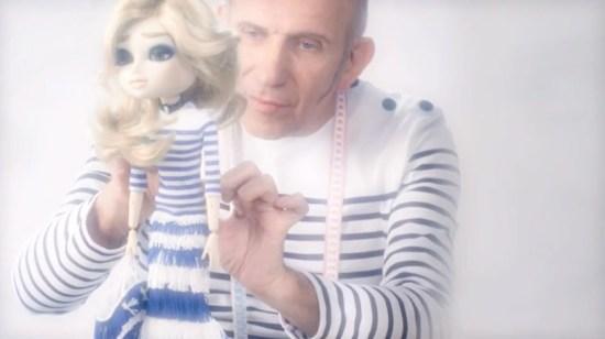 gandthep 550x308 Jean Paul Gaultier กับบทบาทใหม่ creative director for diet coke