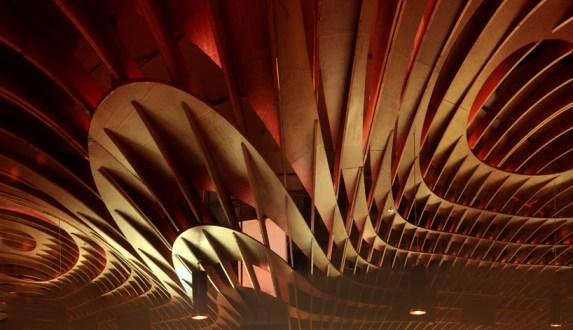 indigo deli..ร้านอาหารในบุมไบ ใช้การสร้างสรรค์บนฝ้าเพดานสร้างความแตกต่าง 17 - indigo deli