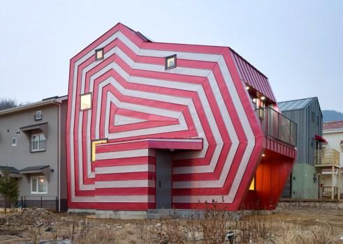 loh02 491x350 lollipop house บ้านพักในประเทศเกาหลี