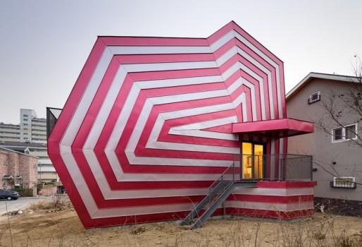 loh06 514x350 lollipop house บ้านพักในประเทศเกาหลี