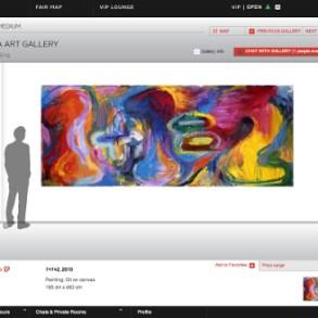 VIP online Art Fair 20 - Art & Design