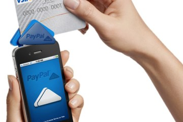 """PayPal Here"" anywhere you do business ระบบชำระเงินเคลื่อนที่แบบครบวงจร 7 - Android"