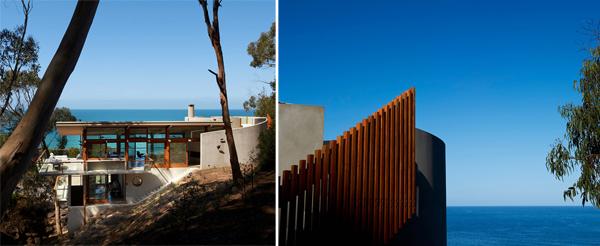 """""""Forest meets the Ocean"""" การตกแต่งบ้านฤดูร้อนแบบ """"ป่าไม้"""" นัดพบเจอกับ """"มหาสมุทร"""" โดย Robert Mills Architects 14 - Ocean House"""