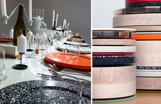 23 538x350 Colourware ชุดจาน ชาม ประติมากรรมบนโต๊ะอาหาร