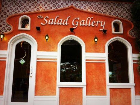 283819 154116097998863 137728022971004 324836 2616315 n 468x350 The Salad Gallery เมนูสำหรับคนรักสลัด + เสพย์งานศิลป์