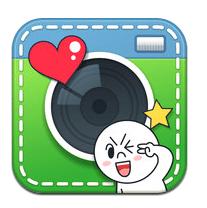 LINE Camera แต่งรูปให้สนุกด้วย icon ของ LINE 16 - Android