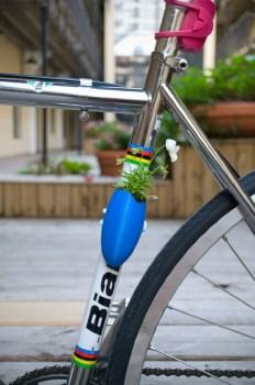 Bike planters ปลูกต้นไม้ให้จักรยาน 14 - Green