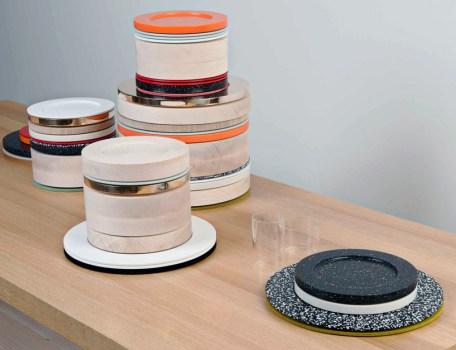 colourware03 456x350 Colourware ชุดจาน ชาม ประติมากรรมบนโต๊ะอาหาร
