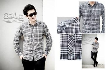 """อยาก """"Good Looking Good Thinking"""" - Soullezz Denim ต้องเสื้อผ้าสไตล์ Chambray shirt 34 - STYLE&FASHION"""