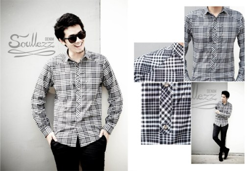 h 506x350 อยาก Good Looking Good Thinking   Soullezz Denim ต้องเสื้อผ้าสไตล์ Chambray shirt