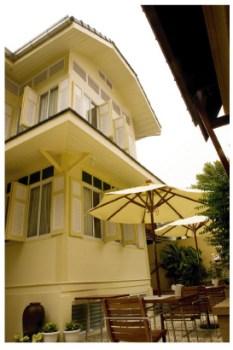 """""""บ้านดินสอ""""โรงแรมเล็กใจกลางพระนคร ภายใต้แนวคิดอนุรักษ์อาคารโบราณของไทย 8 - baandinso"""